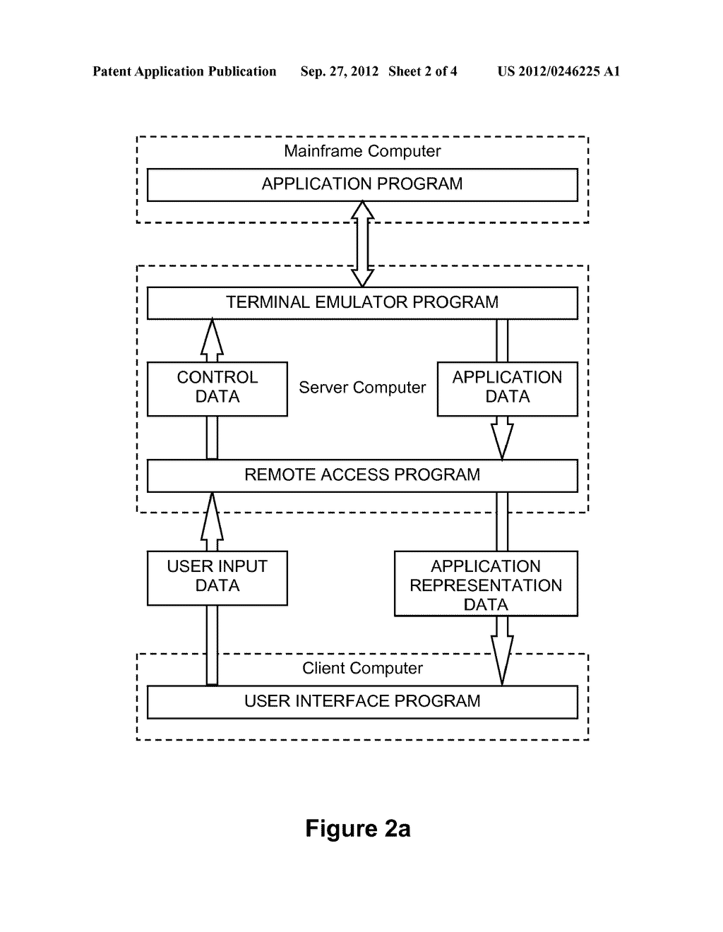 METHOD AND SYSTEM FOR PROVIDING A STATE MODEL OF AN APPLICATION PROGRAM - diagram, schematic, and image 03