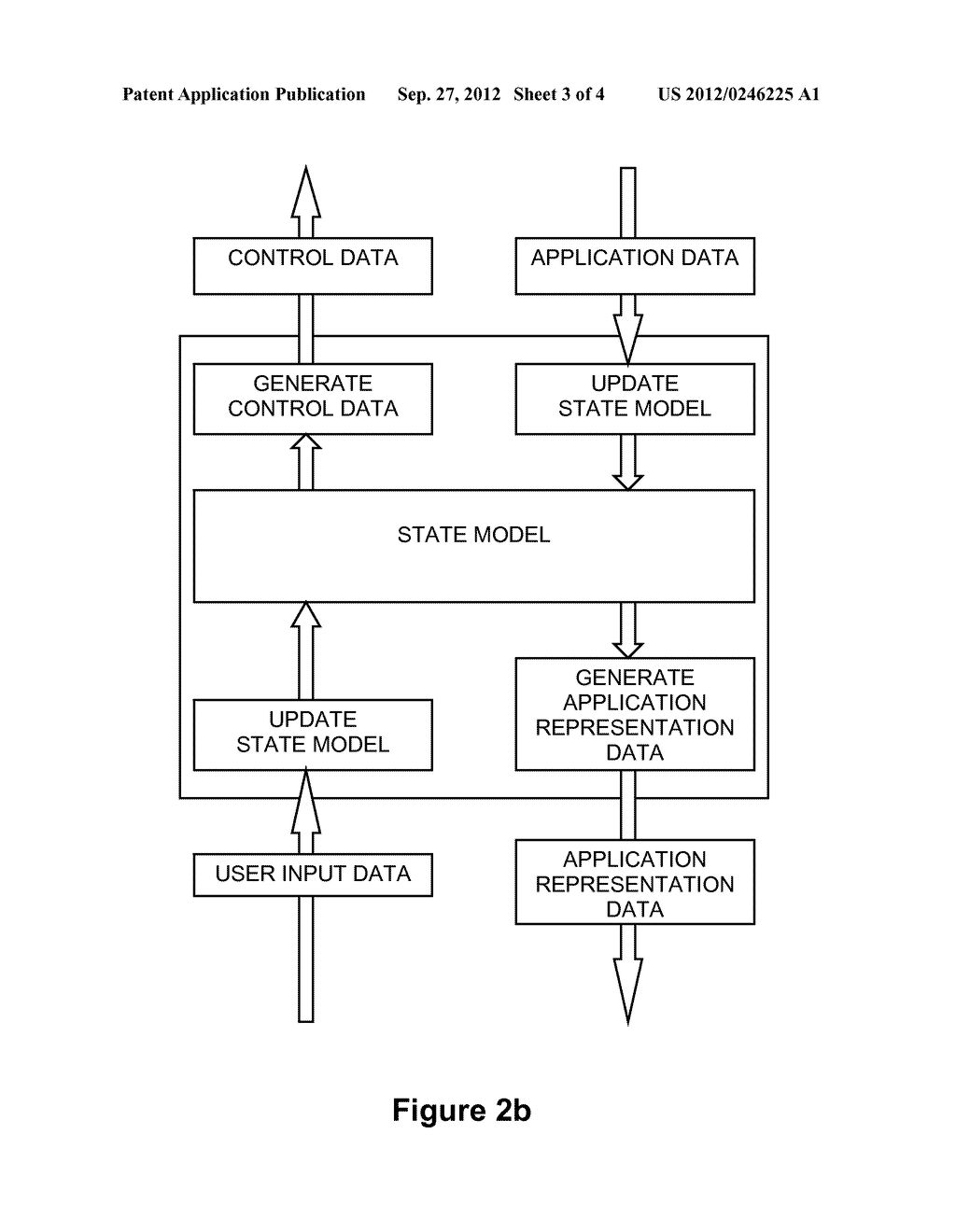 METHOD AND SYSTEM FOR PROVIDING A STATE MODEL OF AN APPLICATION PROGRAM - diagram, schematic, and image 04