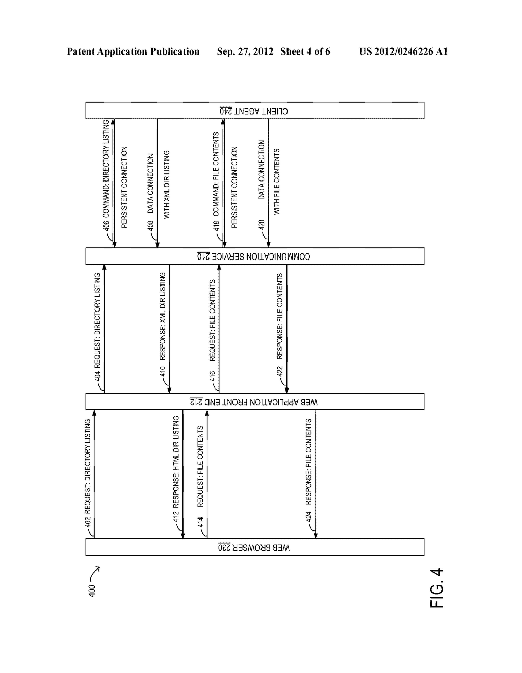 SYSTEM AND METHOD FOR SHARING DATA FROM A LOCAL NETWORK TO A REMOTE DEVICE - diagram, schematic, and image 05