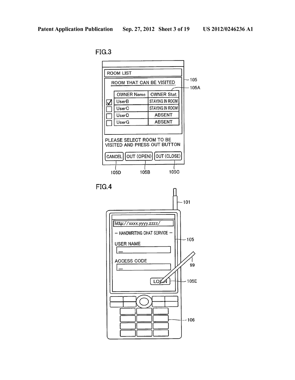 NETWORK SYSTEM, COMMUNICATION METHOD, COMMUNICATION TERMINAL, AND     COMMUNICATIONS SERVER - diagram, schematic, and image 04