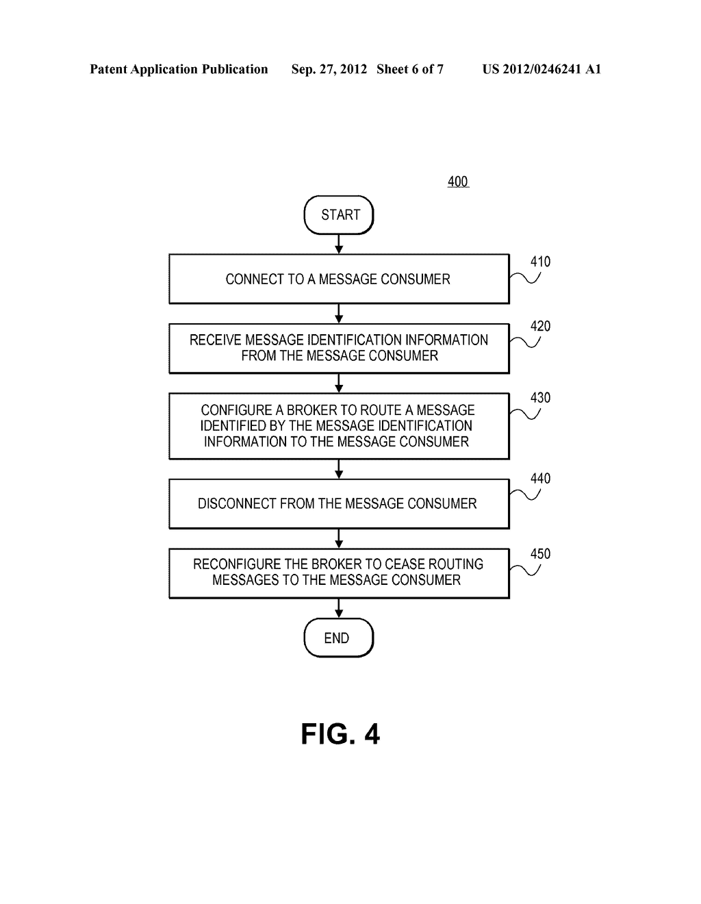 SYSTEMS AND METHODS FOR PROVIDING DISTRIBUTED DYNAMIC ROUTING USING A     LOGICAL BROKER - diagram, schematic, and image 07