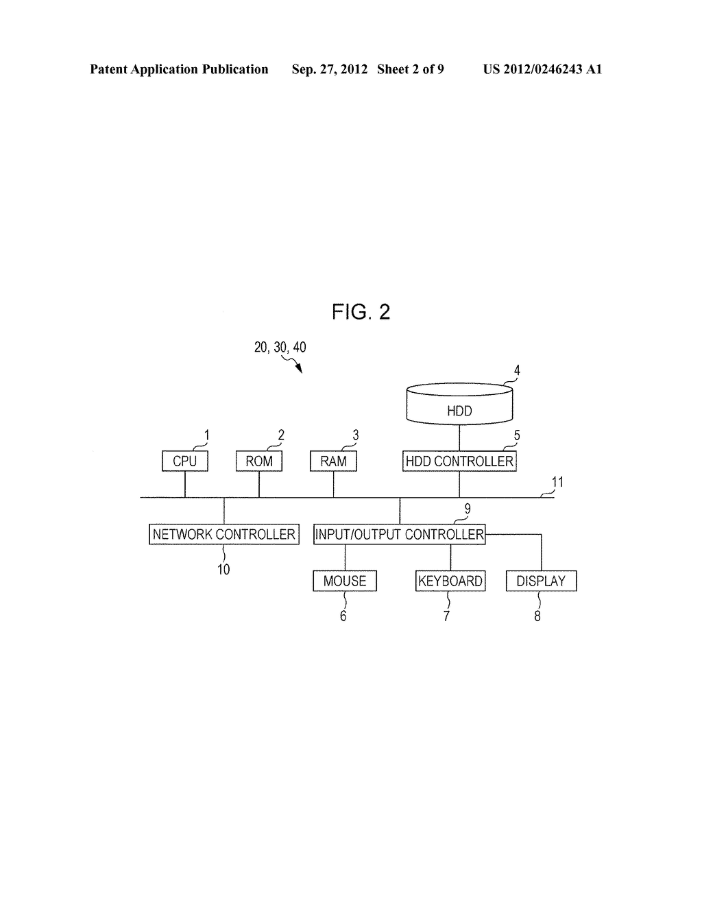 ELECTRONIC MAIL SYSTEM, USER TERMINAL APPARATUS, INFORMATION PROVIDING     APPARATUS, AND COMPUTER READABLE MEDIUM - diagram, schematic, and image 03