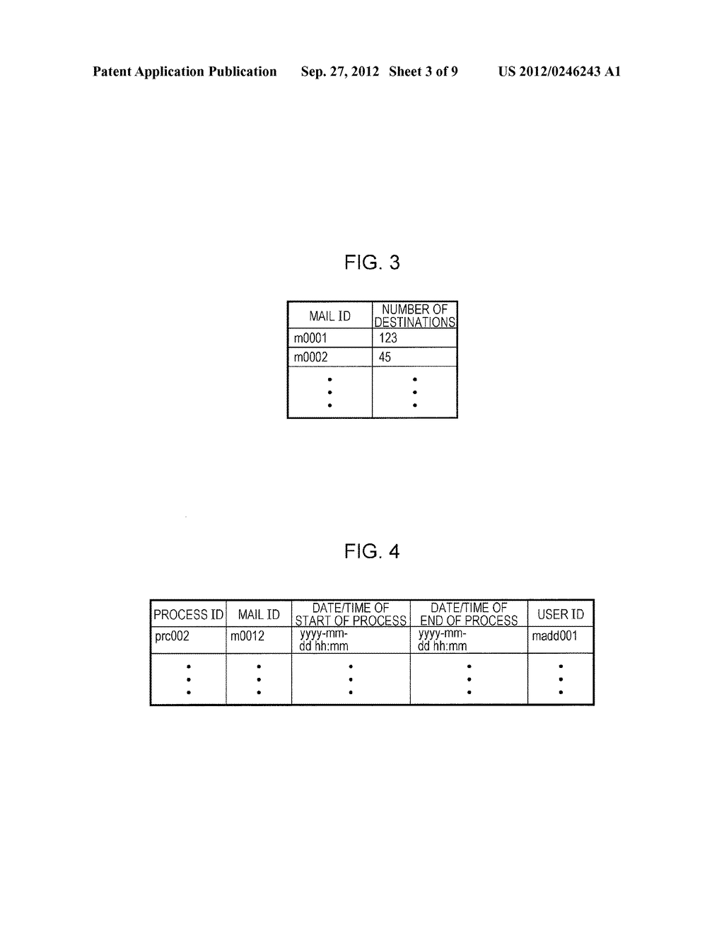 ELECTRONIC MAIL SYSTEM, USER TERMINAL APPARATUS, INFORMATION PROVIDING     APPARATUS, AND COMPUTER READABLE MEDIUM - diagram, schematic, and image 04