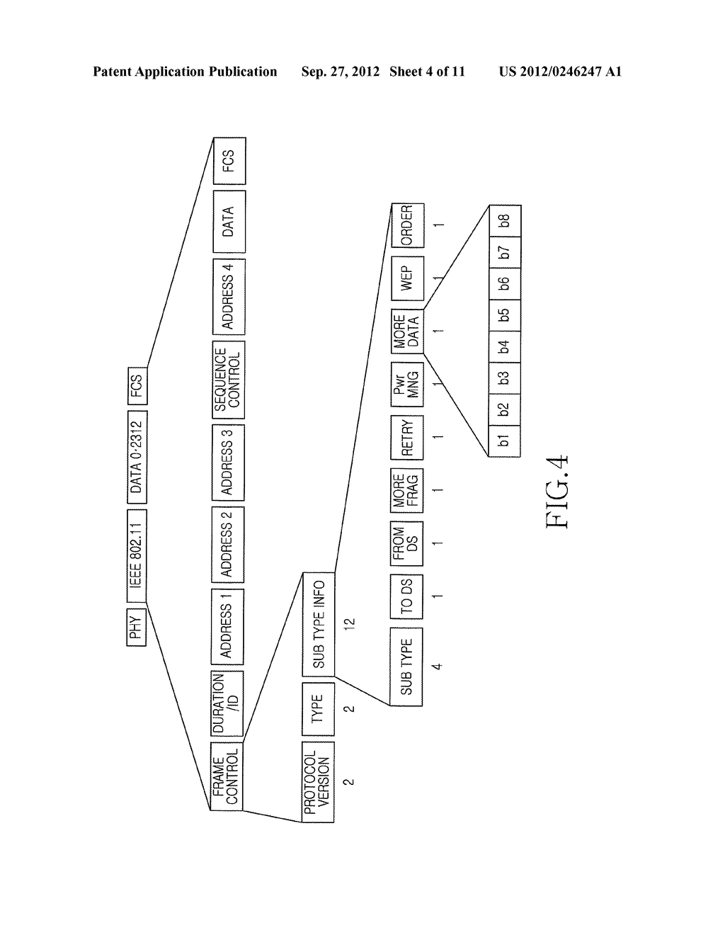 METHOD, APPARATUS AND SYSTEM FOR INFORMATION PUSH SERVICE BASED ON     WIRELESS LAN ACCESS POINT - diagram, schematic, and image 05