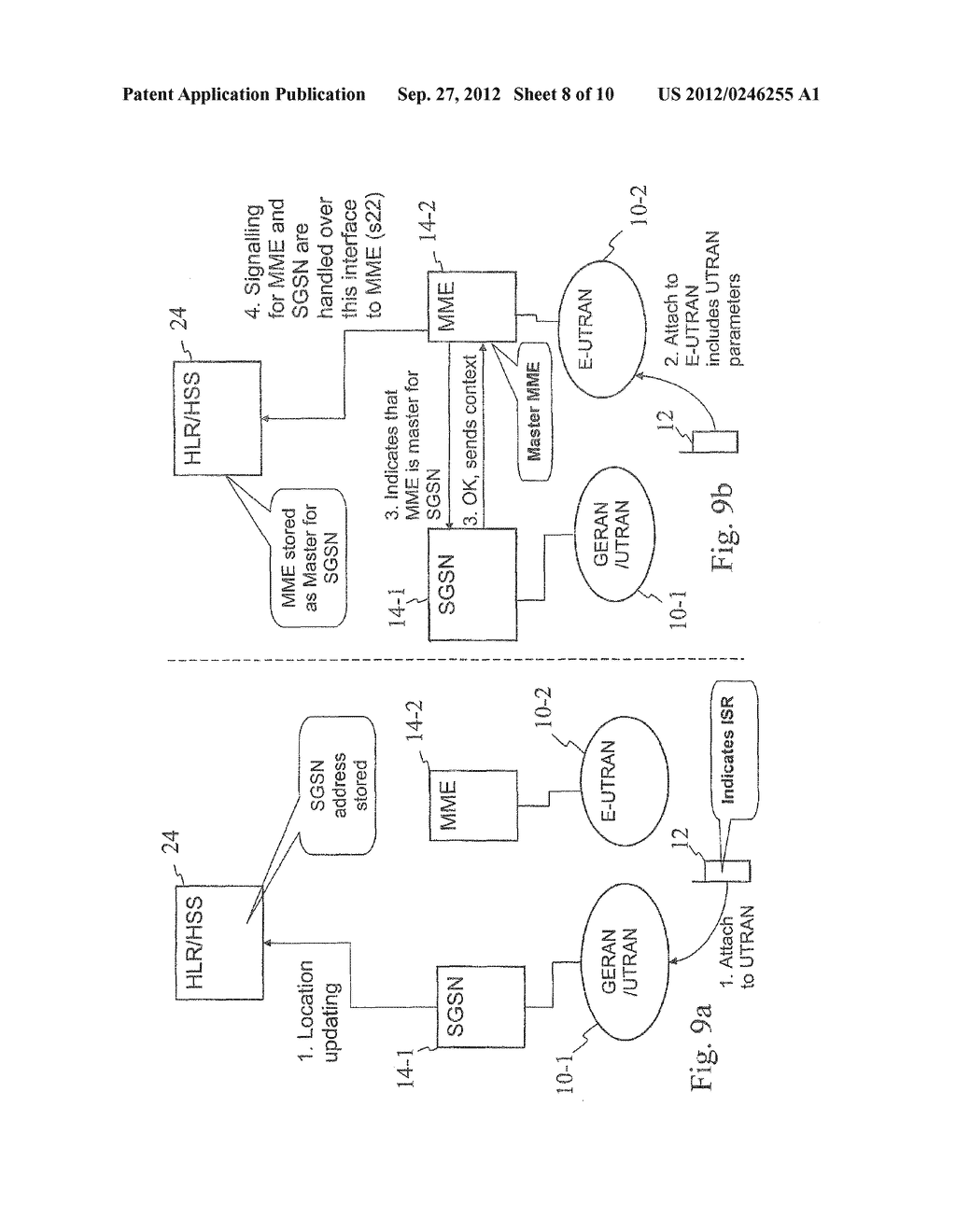 Method for Controlling a Communication Network, Servers and System     Including Servers, and Computer Programs - diagram, schematic, and image 09