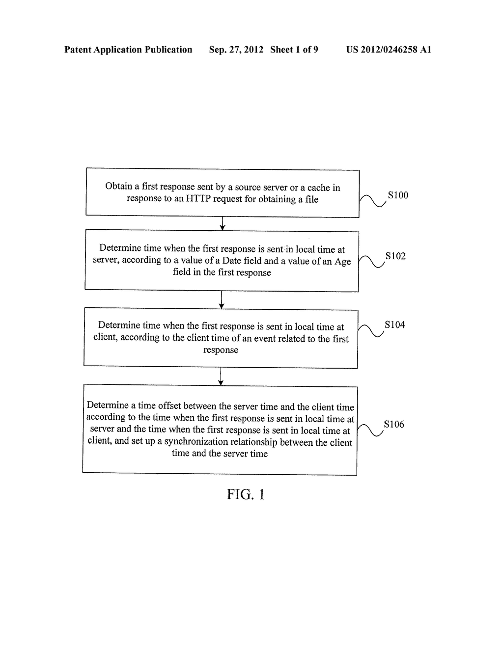 HTTP-BASED SYNCHRONIZATION METHOD AND APPARATUS - diagram, schematic, and image 02