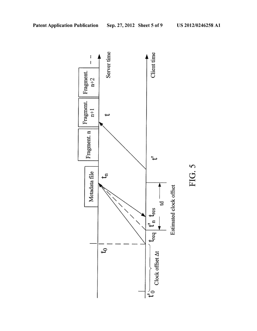HTTP-BASED SYNCHRONIZATION METHOD AND APPARATUS - diagram, schematic, and image 06