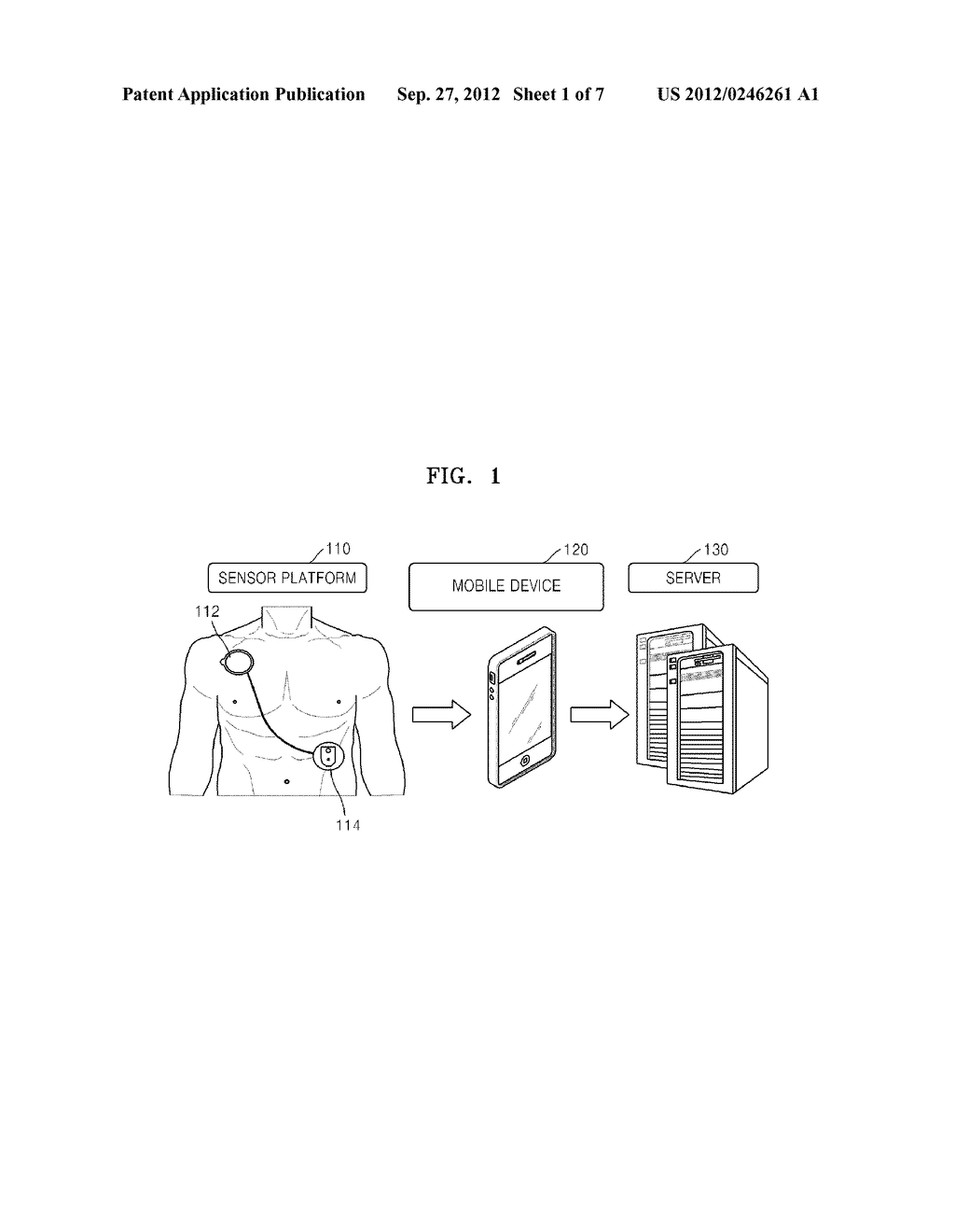 METHOD AND APPARATUS FOR MANAGING SENSOR DATA AND METHOD AND APPARATUS FOR     ANALYZING SENSOR DATA - diagram, schematic, and image 02