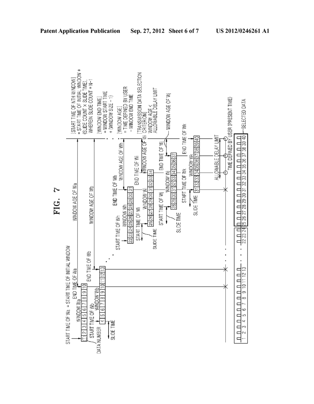 METHOD AND APPARATUS FOR MANAGING SENSOR DATA AND METHOD AND APPARATUS FOR     ANALYZING SENSOR DATA - diagram, schematic, and image 07