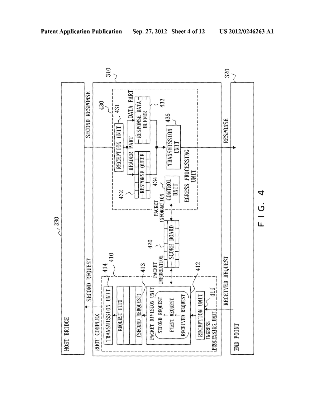 DATA TRANSFER APPARATUS, DATA TRANSFER METHOD, AND INFORMATION PROCESSING     APPARATUS - diagram, schematic, and image 05