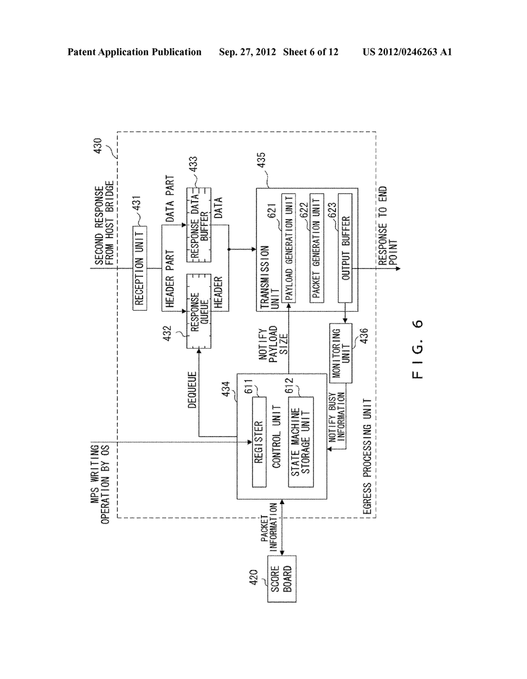 DATA TRANSFER APPARATUS, DATA TRANSFER METHOD, AND INFORMATION PROCESSING     APPARATUS - diagram, schematic, and image 07