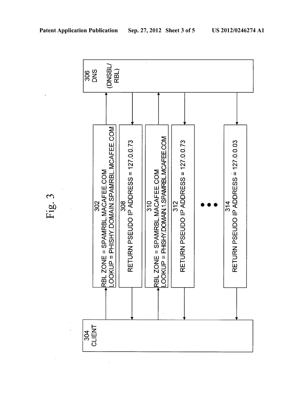 METHOD AND COMPUTER PROGRAM PRODUCT UTILIZING MULTIPLE UDP DATA PACKETS TO     TRANSFER A QUANTITY OF DATA OTHERWISE IN EXCESS OF A SINGLE UDP PACKET - diagram, schematic, and image 04