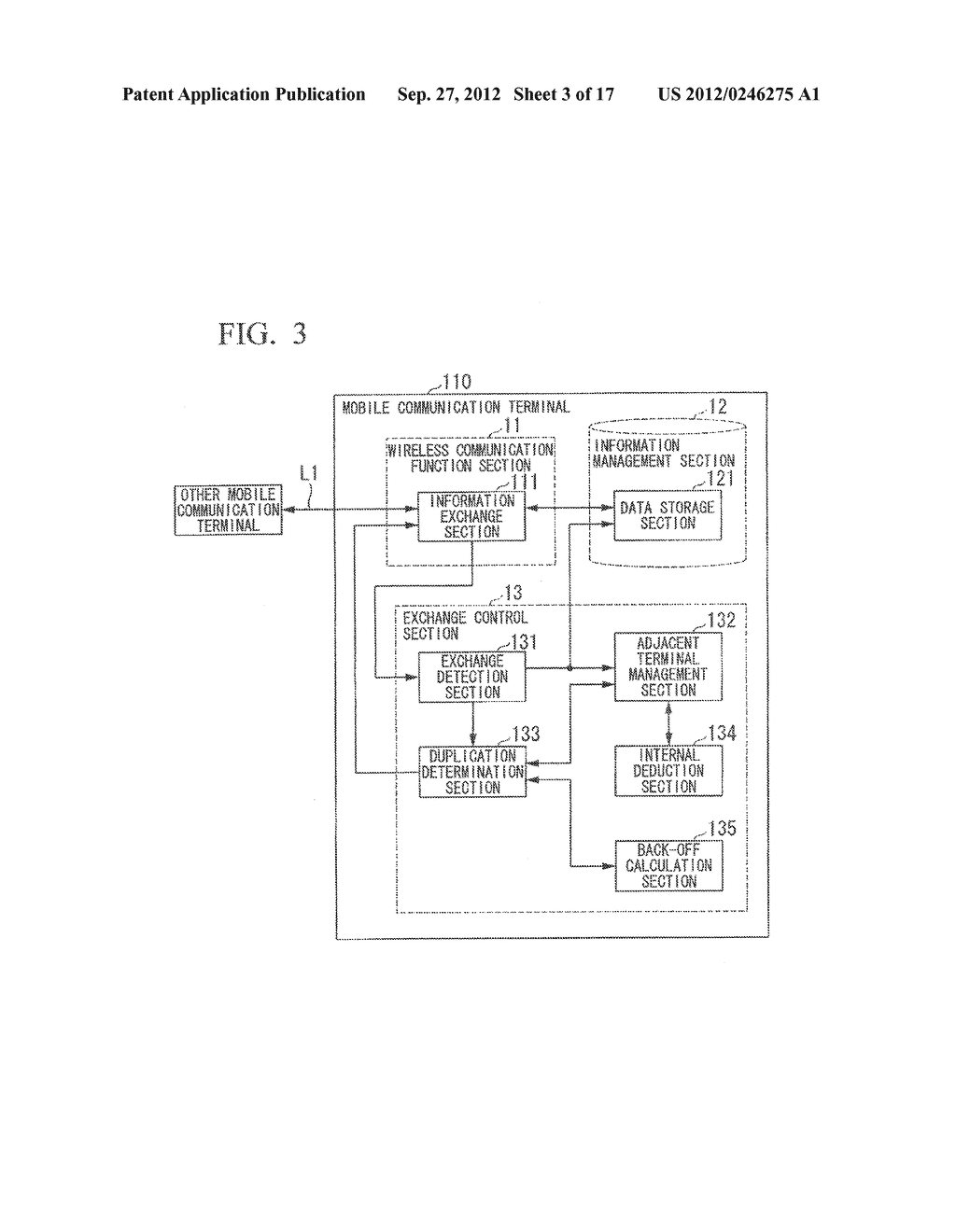 INFORMATION SHARING SYSTEM, COMMUNICATION APPARATUS, CONTROL METHOD AND     COMPUTER PROGRAM - diagram, schematic, and image 04