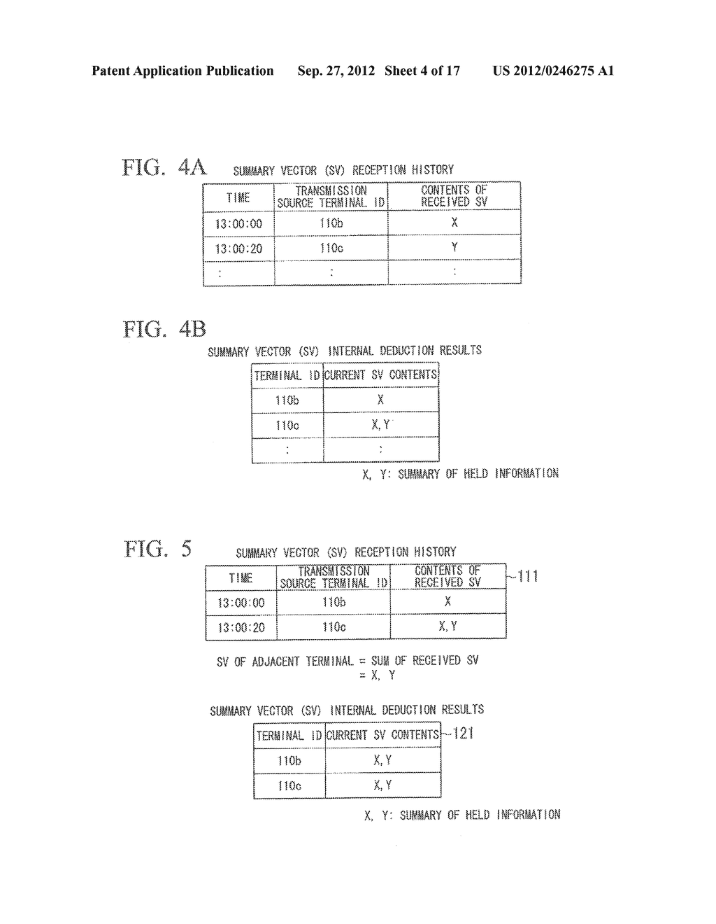 INFORMATION SHARING SYSTEM, COMMUNICATION APPARATUS, CONTROL METHOD AND     COMPUTER PROGRAM - diagram, schematic, and image 05