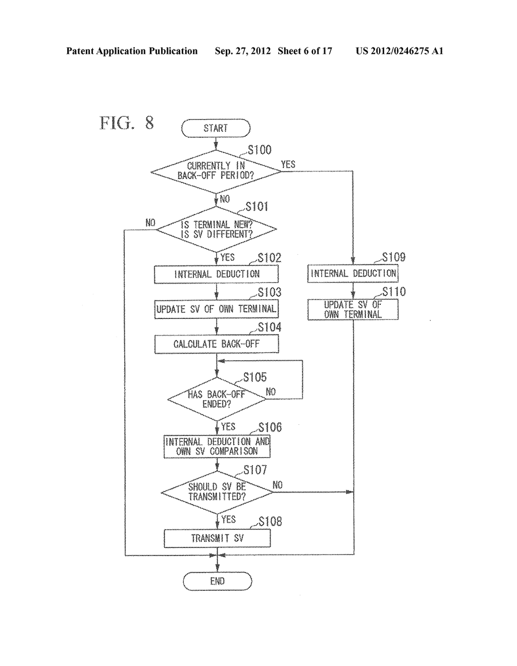 INFORMATION SHARING SYSTEM, COMMUNICATION APPARATUS, CONTROL METHOD AND     COMPUTER PROGRAM - diagram, schematic, and image 07