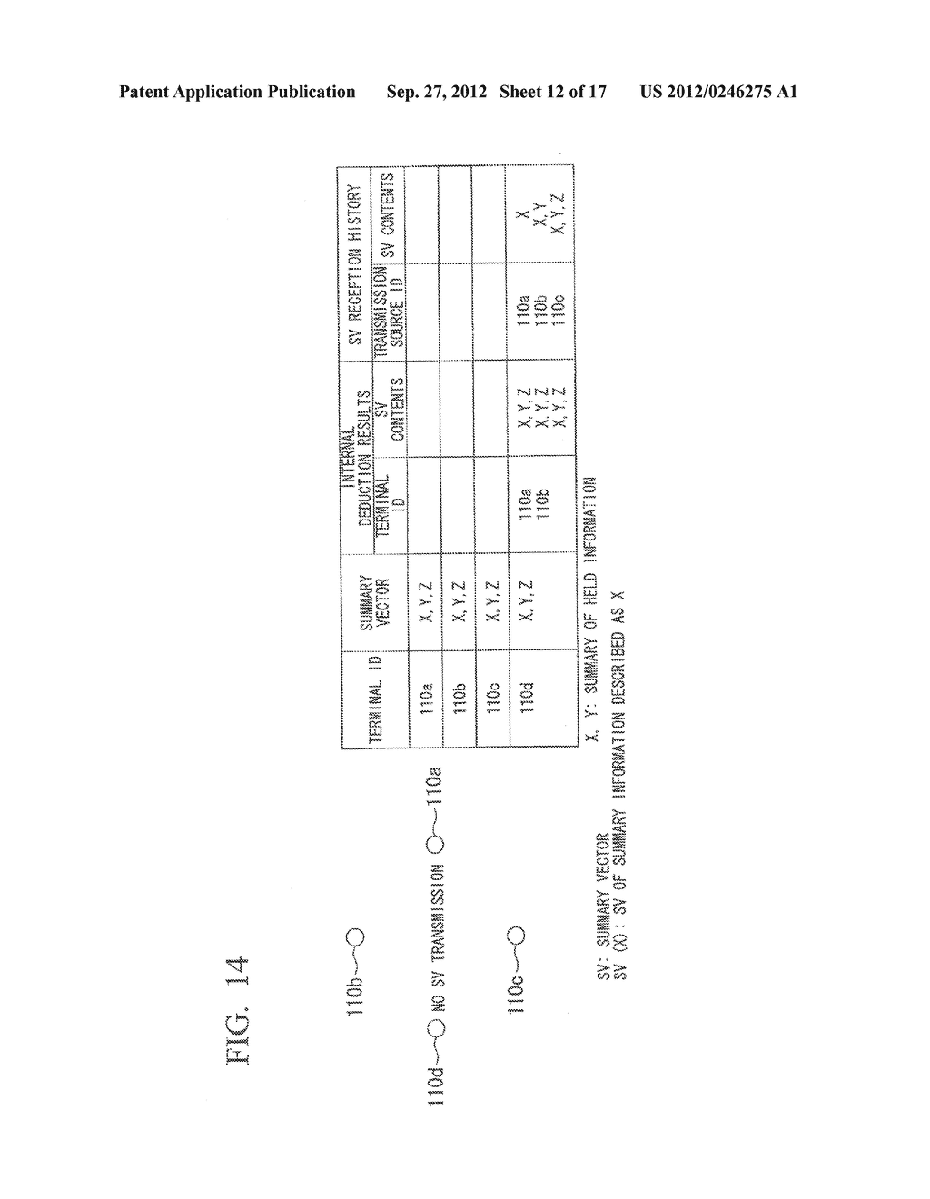 INFORMATION SHARING SYSTEM, COMMUNICATION APPARATUS, CONTROL METHOD AND     COMPUTER PROGRAM - diagram, schematic, and image 13