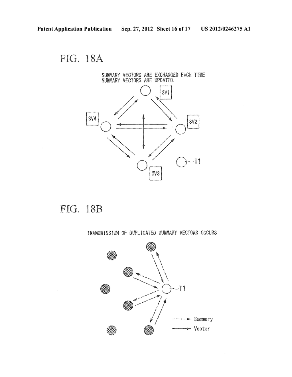 INFORMATION SHARING SYSTEM, COMMUNICATION APPARATUS, CONTROL METHOD AND     COMPUTER PROGRAM - diagram, schematic, and image 17