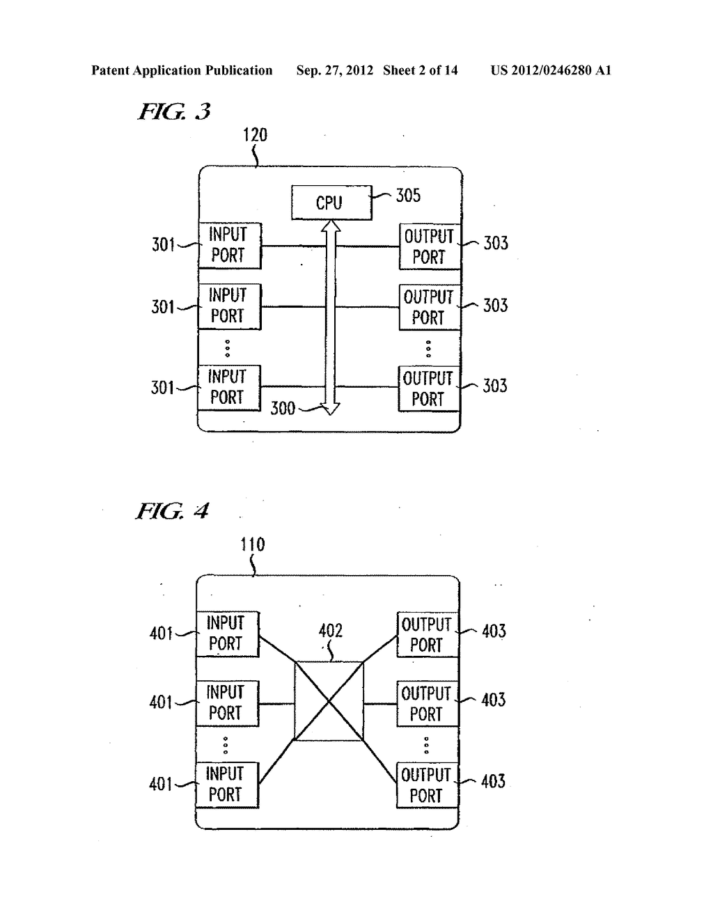 COMMUNICATION NETWORK APPARATUS AND METHOD - diagram, schematic, and image 03