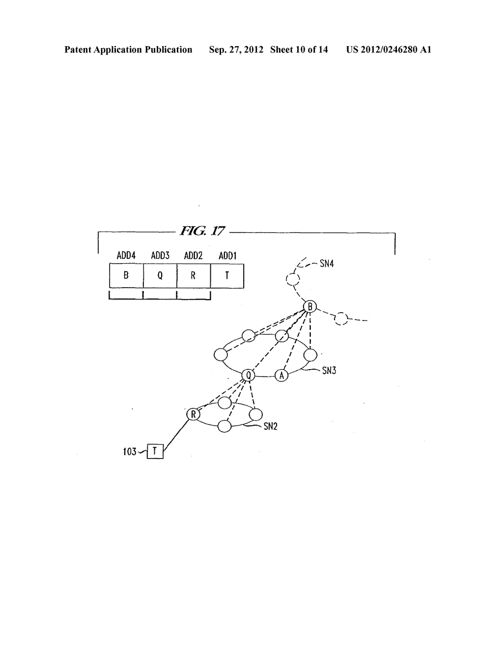 COMMUNICATION NETWORK APPARATUS AND METHOD - diagram, schematic, and image 11