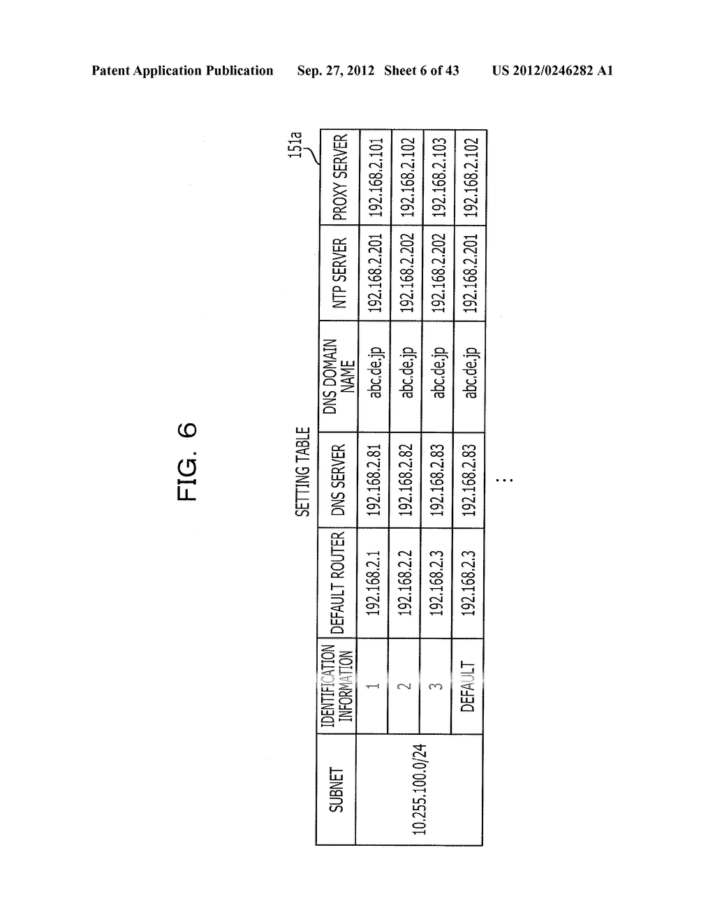 COMMUNICATION SETTING METHOD, SERVER, RELAY DEVICE, COMMUNICATION SYSTEM,     AND INFORMATION PROCESSING DEVICE - diagram, schematic, and image 07