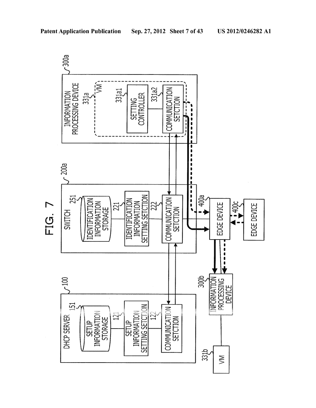 COMMUNICATION SETTING METHOD, SERVER, RELAY DEVICE, COMMUNICATION SYSTEM,     AND INFORMATION PROCESSING DEVICE - diagram, schematic, and image 08