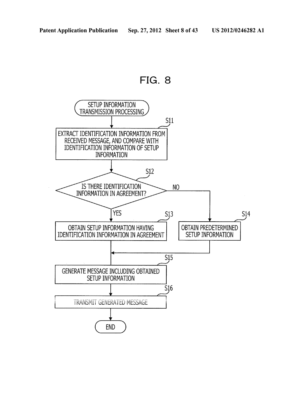 COMMUNICATION SETTING METHOD, SERVER, RELAY DEVICE, COMMUNICATION SYSTEM,     AND INFORMATION PROCESSING DEVICE - diagram, schematic, and image 09
