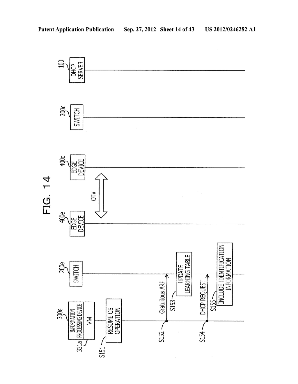 COMMUNICATION SETTING METHOD, SERVER, RELAY DEVICE, COMMUNICATION SYSTEM,     AND INFORMATION PROCESSING DEVICE - diagram, schematic, and image 15