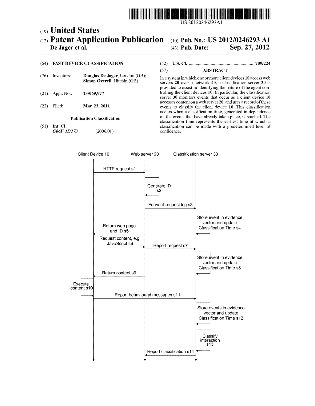 FAST DEVICE CLASSIFICATION - diagram, schematic, and image 01