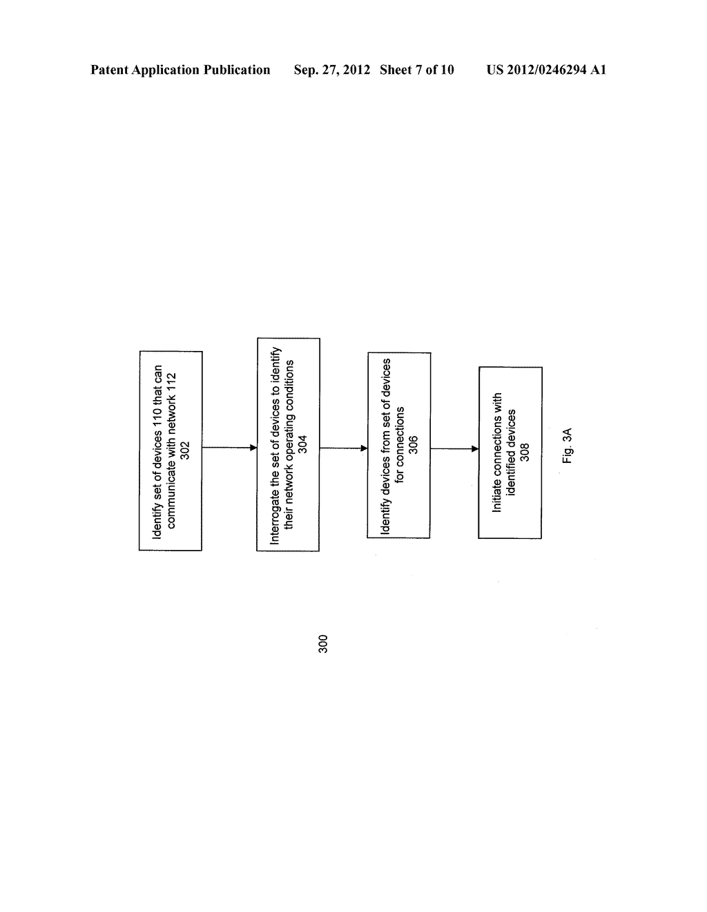 SYSTEM AND METHOD OF SELECTING DEVICES TO COMMUNICATE WITH A NODE IN A     COMMUNICATION NETWORK - diagram, schematic, and image 08