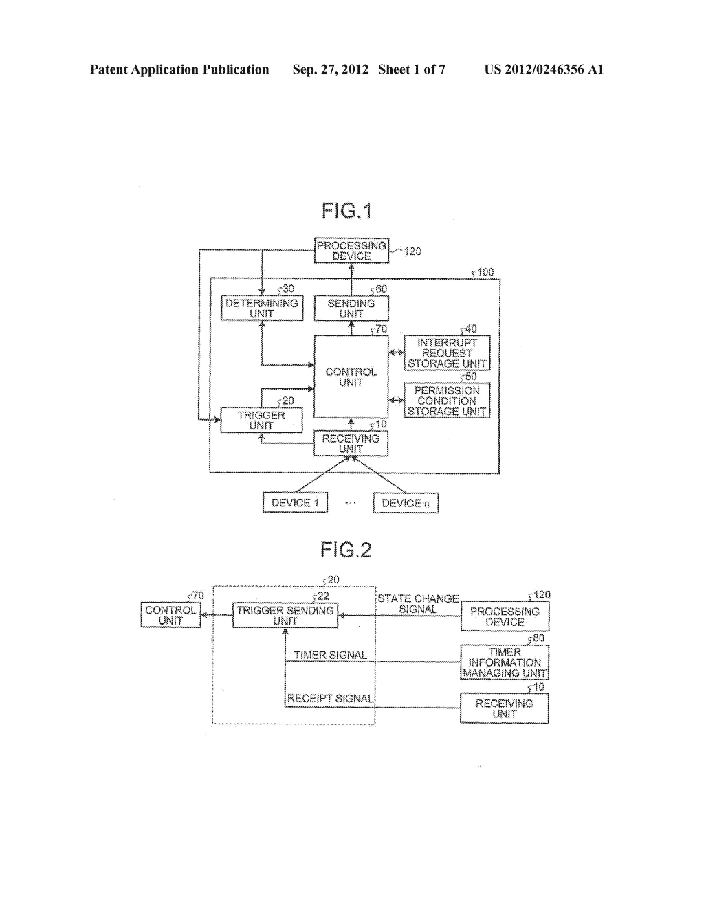 CONTROL DEVICE AND COMPUTER PROGRAM PRODUCT - diagram, schematic, and image 02