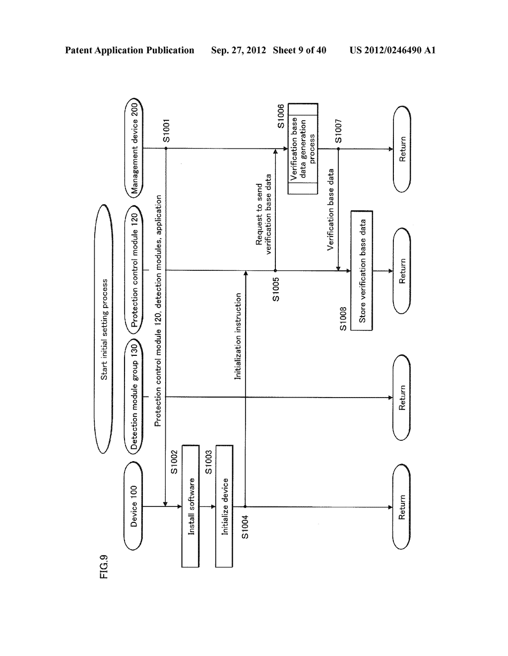 TAMPERING MONITORING SYSTEM, PROTECTION CONTROL MODULE, AND DETECTION     MODULE - diagram, schematic, and image 10