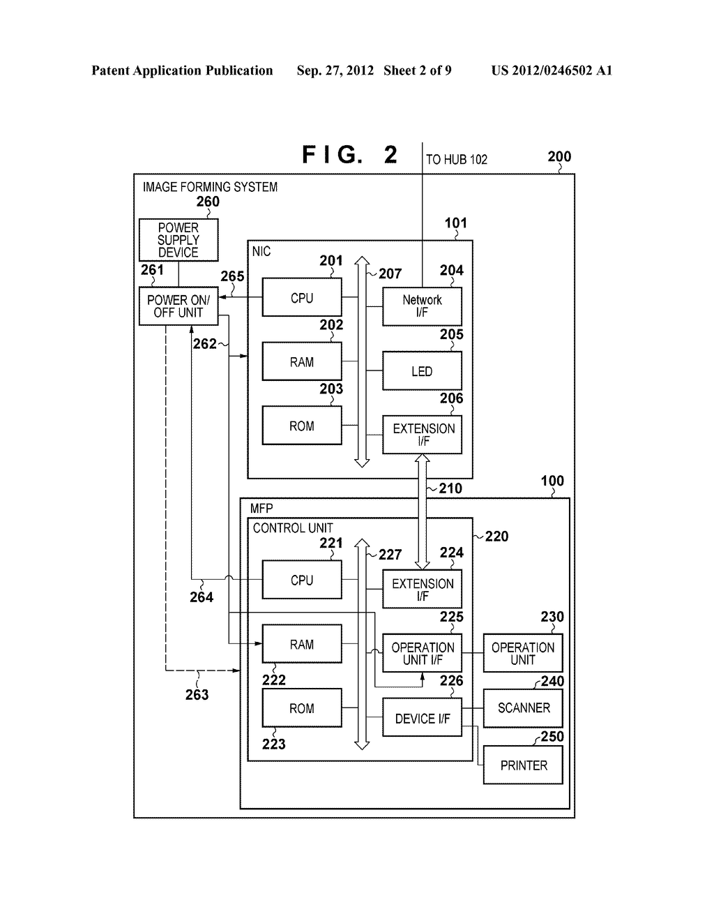 INFORMATION PROCESSING APPARATUS, CONTROL METHOD THEREFOR, AND STORAGE     MEDIUM - diagram, schematic, and image 03
