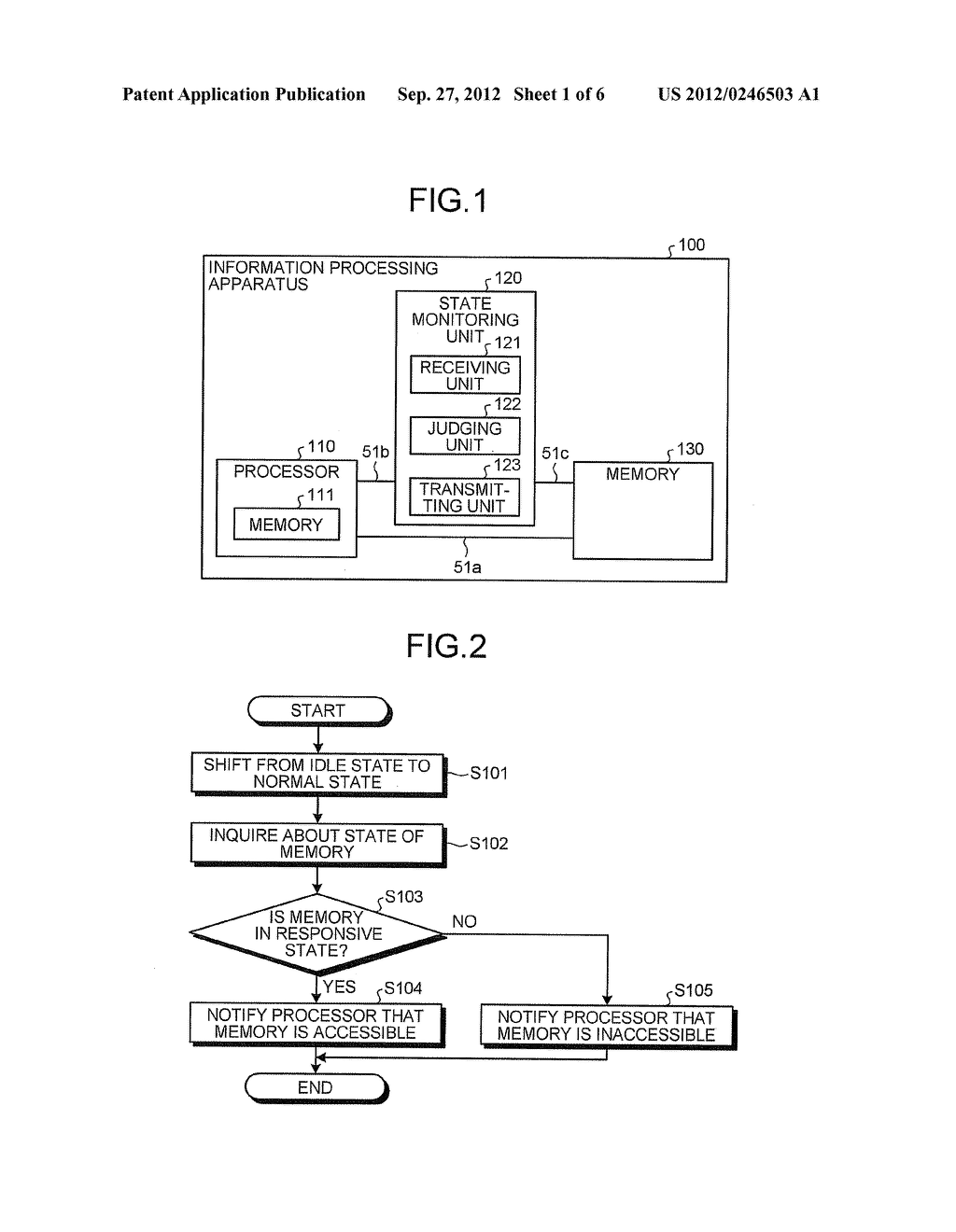 INFORMATION PROCESSING APPARATUS AND JUDGING METHOD - diagram, schematic, and image 02