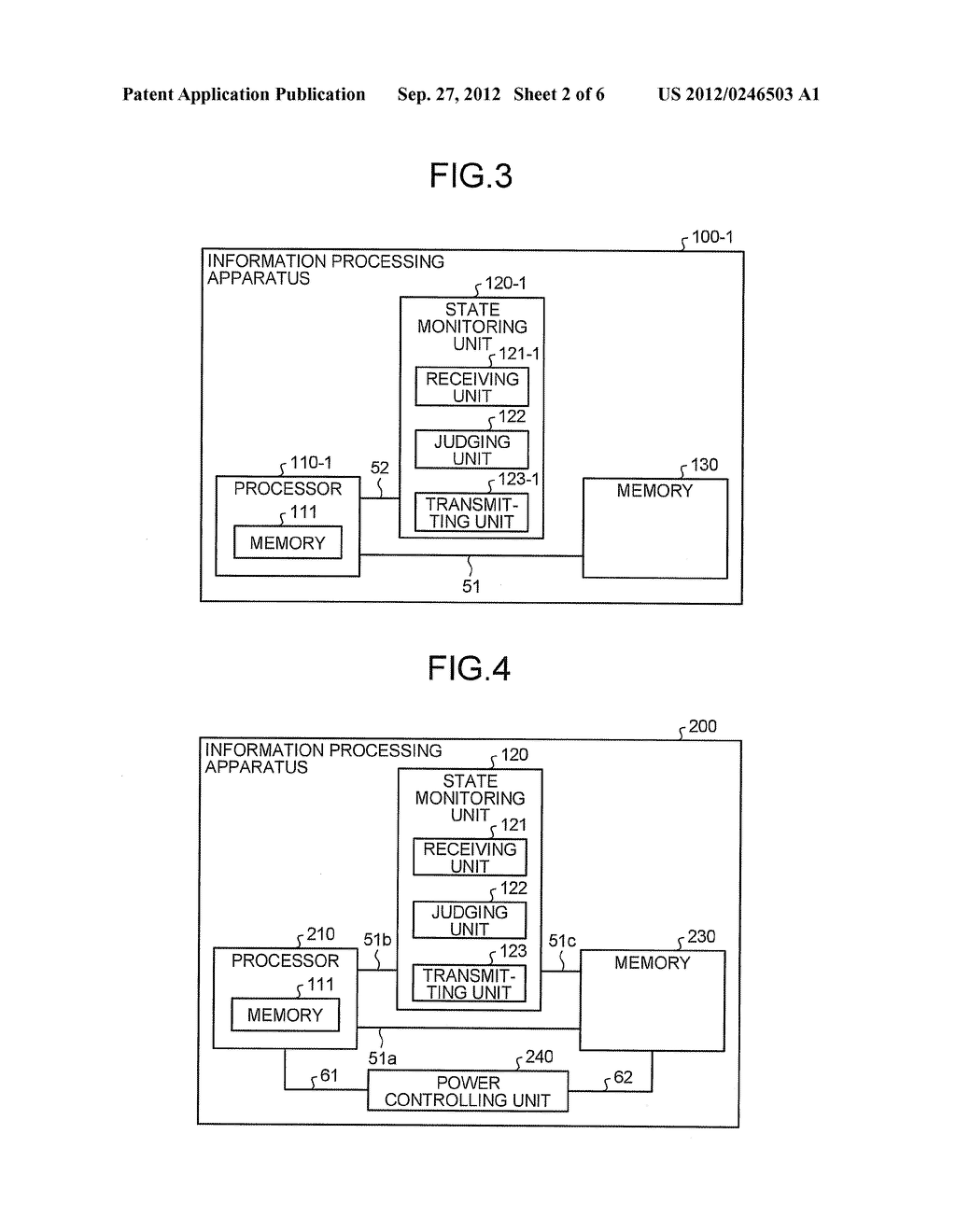 INFORMATION PROCESSING APPARATUS AND JUDGING METHOD - diagram, schematic, and image 03