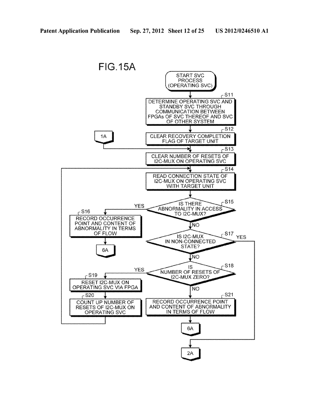 INFORMATION PROCESSING APPARATUS, CONTROL DEVICE, AND ABNORMAL UNIT     DETERMINATION METHOD - diagram, schematic, and image 13