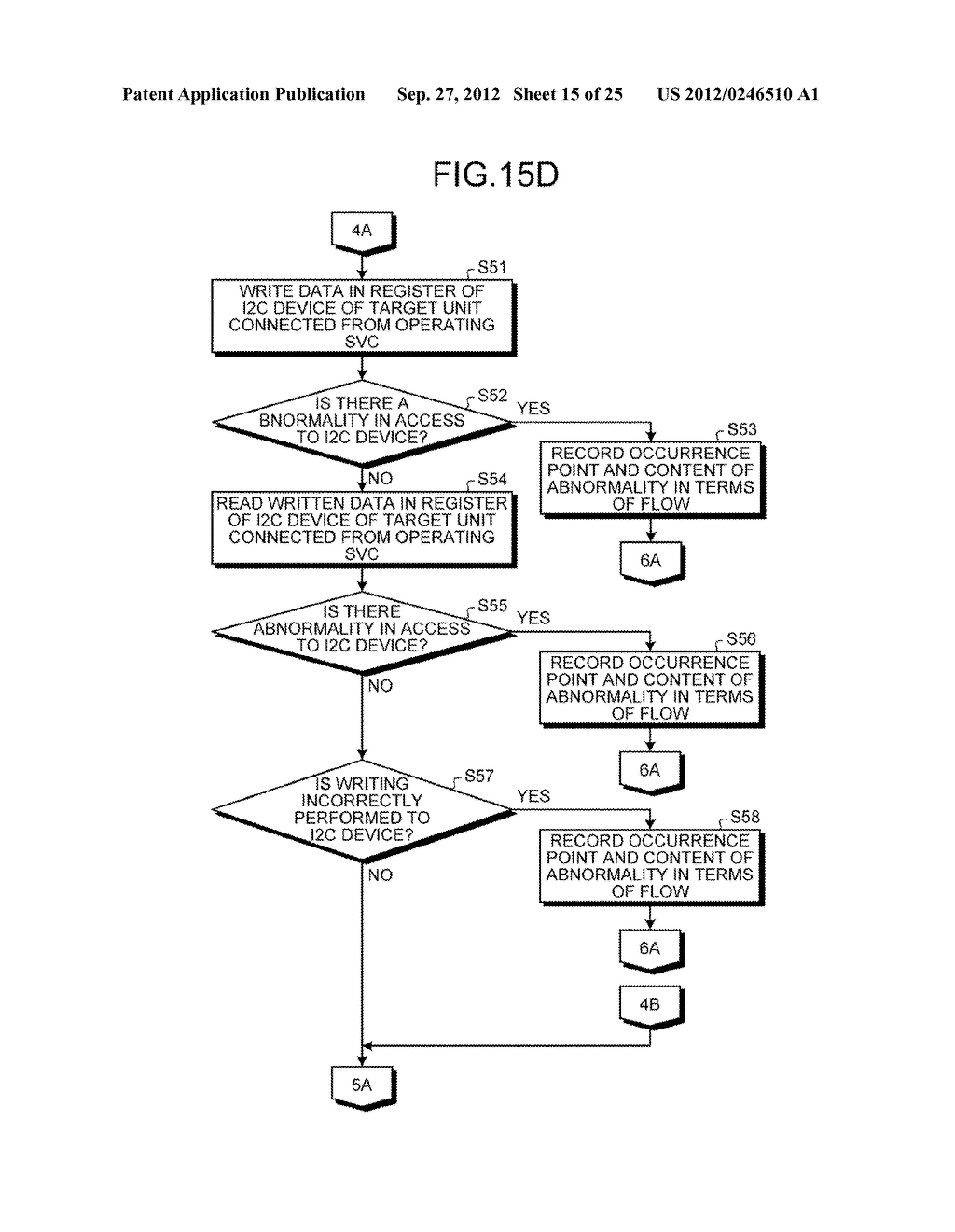 INFORMATION PROCESSING APPARATUS, CONTROL DEVICE, AND ABNORMAL UNIT     DETERMINATION METHOD - diagram, schematic, and image 16