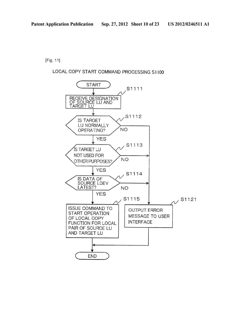 STORAGE SYSTEM AND METHOD OF CONTROLLING THE SAME - diagram, schematic, and image 11