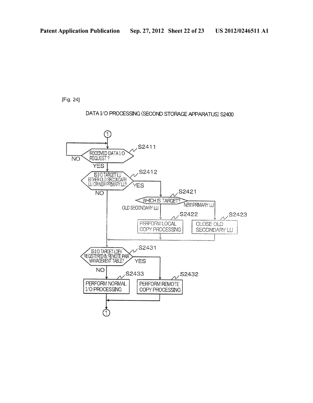 STORAGE SYSTEM AND METHOD OF CONTROLLING THE SAME - diagram, schematic, and image 23