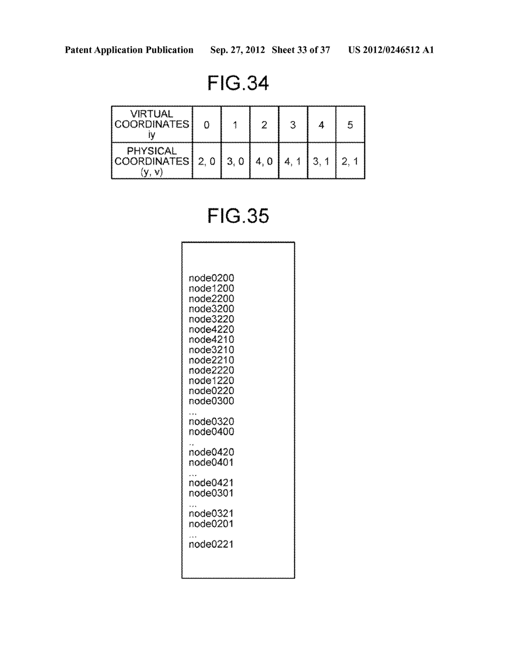 PARALLEL COMPUTER SYSTEM, CONTROL DEVICE, AND CONTROLLING METHOD - diagram, schematic, and image 34