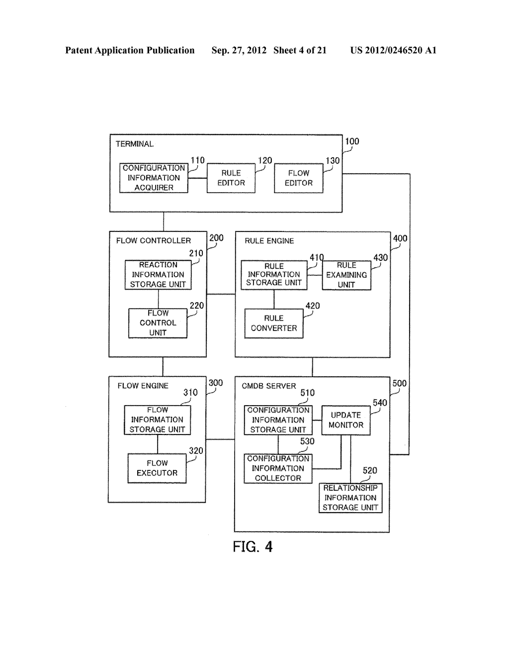 MONITORING METHOD, INFORMATION PROCESSING APPARATUS, AND COMPUTER-READABLE     MEDIUM STORING MONITORING PROGRAM - diagram, schematic, and image 05