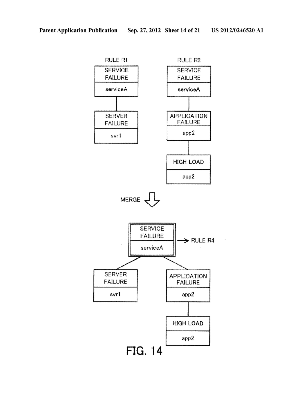 MONITORING METHOD, INFORMATION PROCESSING APPARATUS, AND COMPUTER-READABLE     MEDIUM STORING MONITORING PROGRAM - diagram, schematic, and image 15