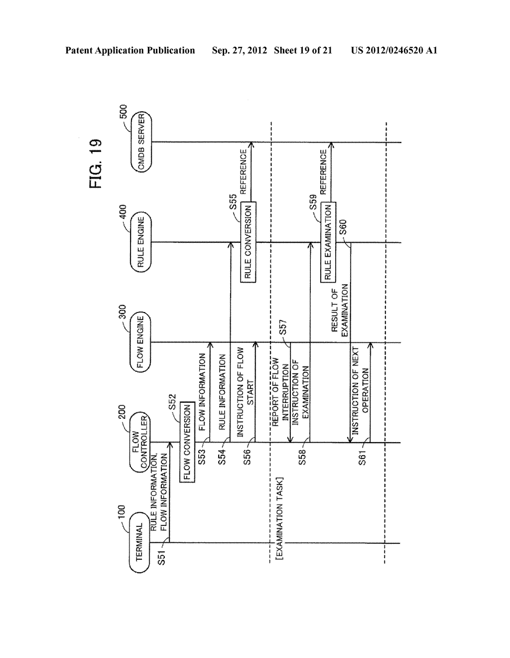 MONITORING METHOD, INFORMATION PROCESSING APPARATUS, AND COMPUTER-READABLE     MEDIUM STORING MONITORING PROGRAM - diagram, schematic, and image 20