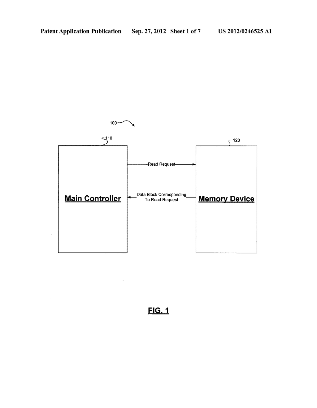 METHOD FOR INITIATING A REFRESH OPERATION IN A SOLID-STATE NONVOLATILE     MEMORY DEVICE - diagram, schematic, and image 02