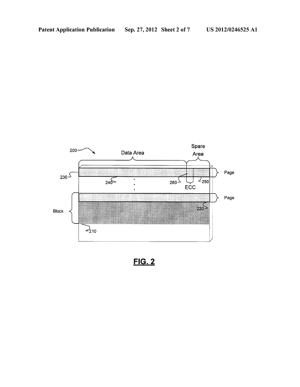 METHOD FOR INITIATING A REFRESH OPERATION IN A SOLID-STATE NONVOLATILE     MEMORY DEVICE - diagram, schematic, and image 03