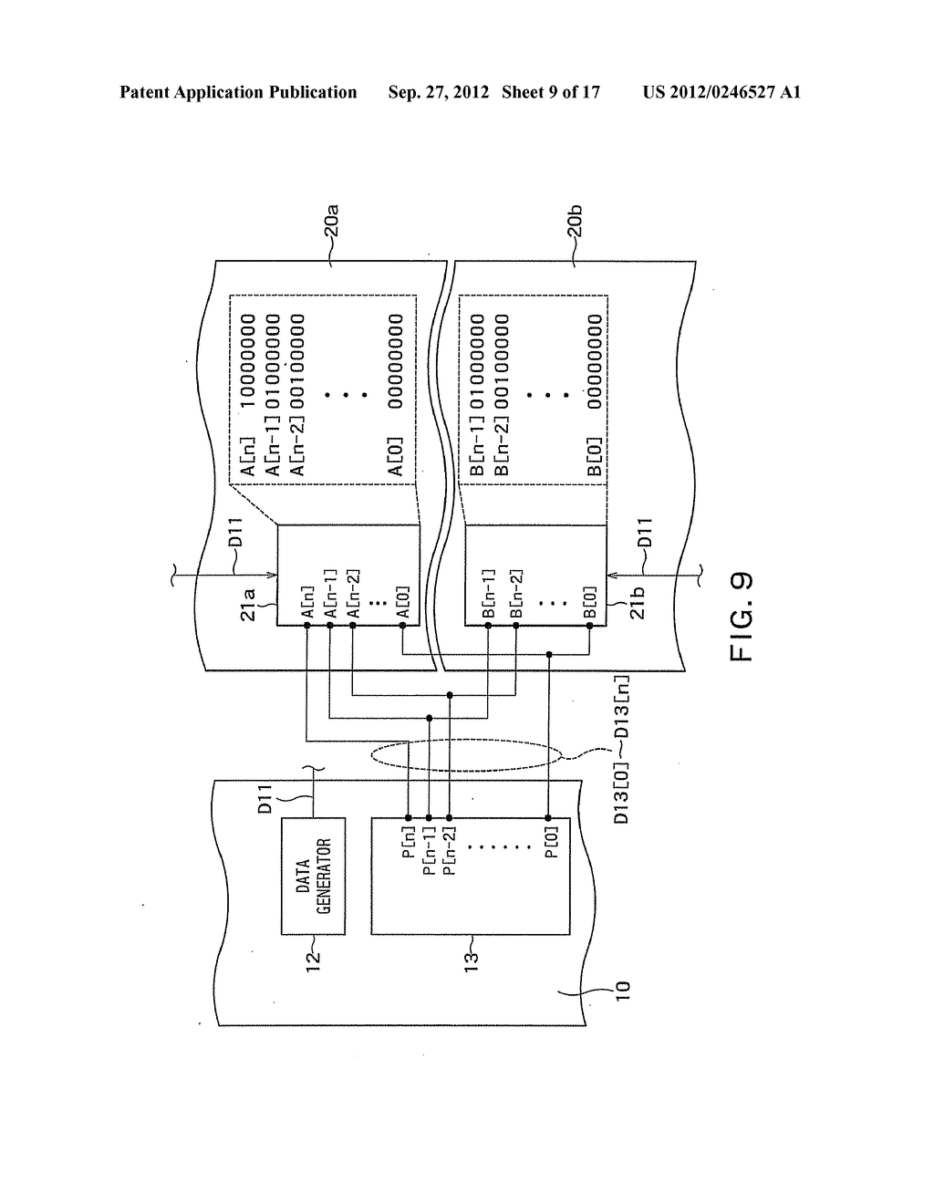 BUILT-IN SELF TEST CIRCUIT AND DESIGNING APPARATUS - diagram, schematic, and image 10