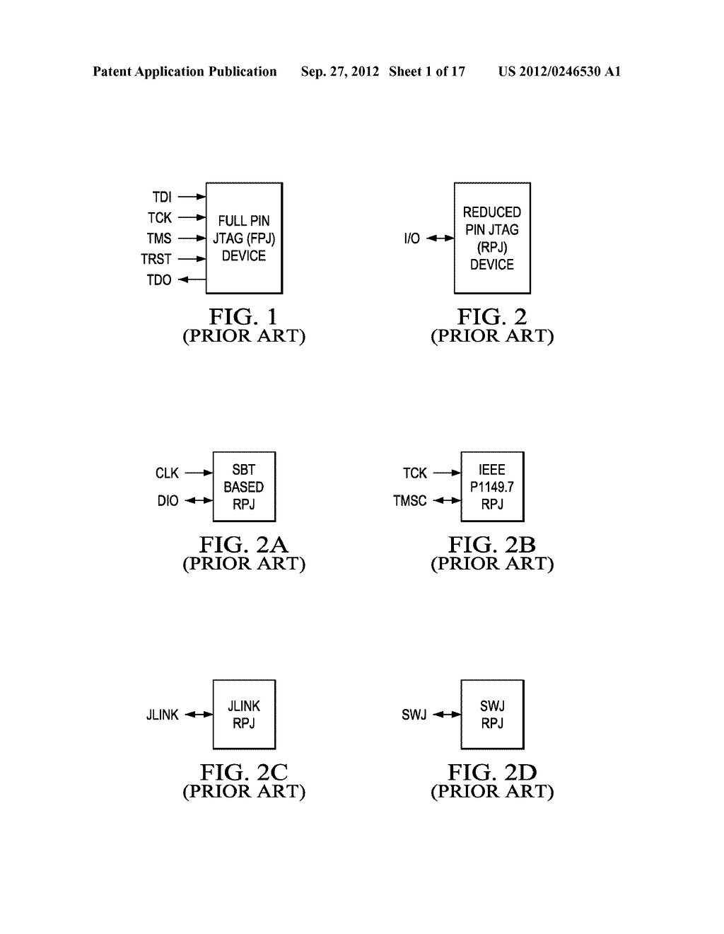 INTERFACE TO FULL AND REDUCE PIN JTAG DEVICES - diagram, schematic, and image 02