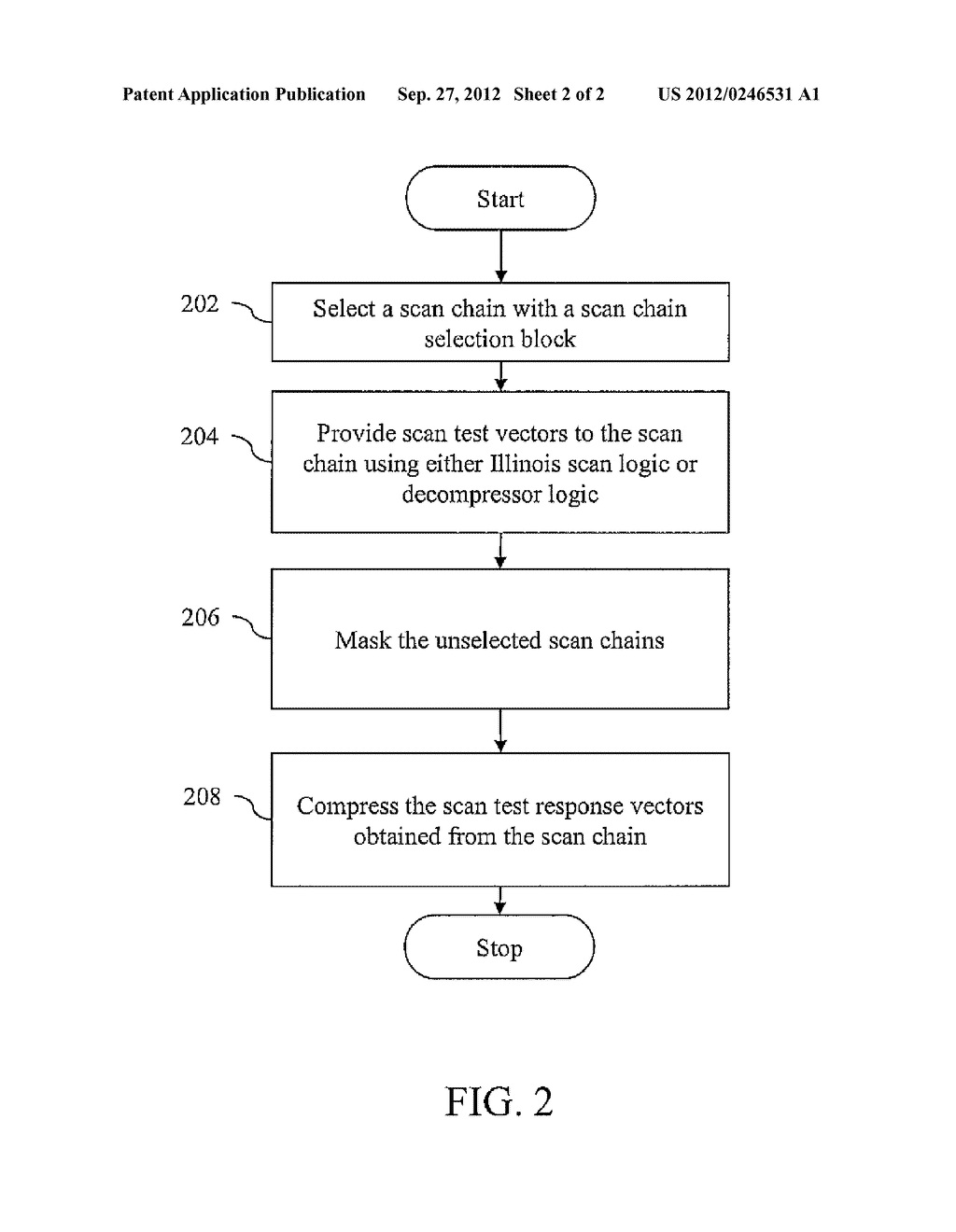 SYSTEM AND METHOD FOR DEBUGGING SCAN CHAINS - diagram, schematic, and image 03