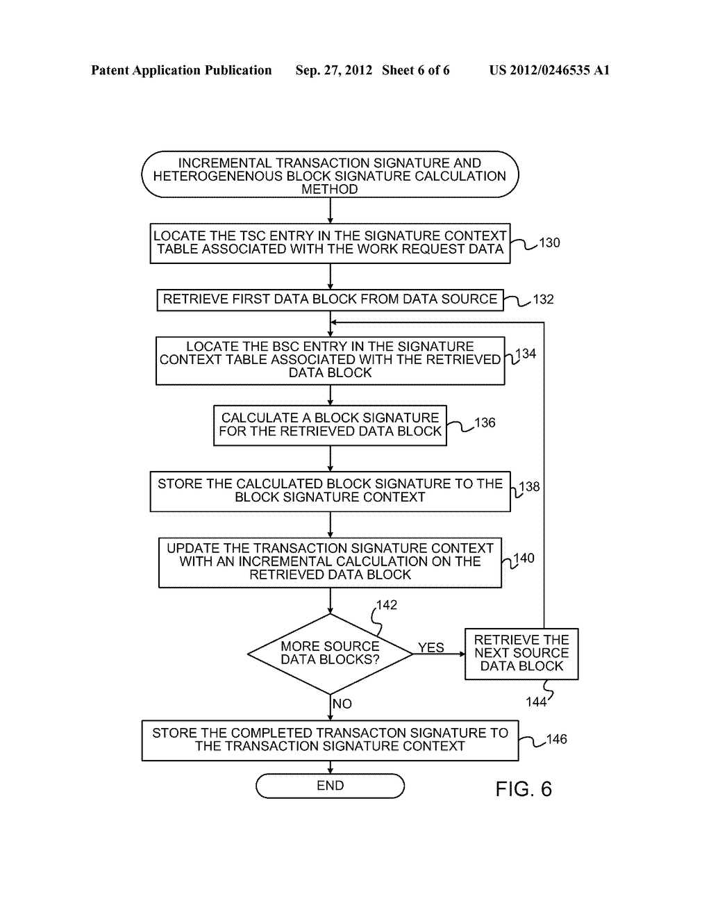 PROCESSING OF BLOCK AND TRANSACTION SIGNATURES - diagram, schematic, and image 07