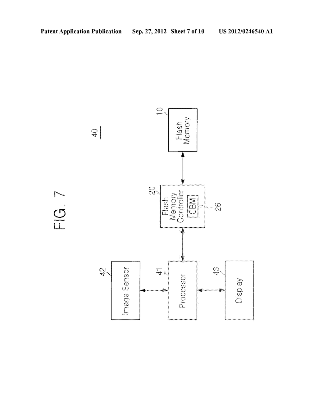 MEMORY CONTROLLER, DEVICES INCLUDING THE SAME, AND OPERATING METHOD     THEREOF - diagram, schematic, and image 08