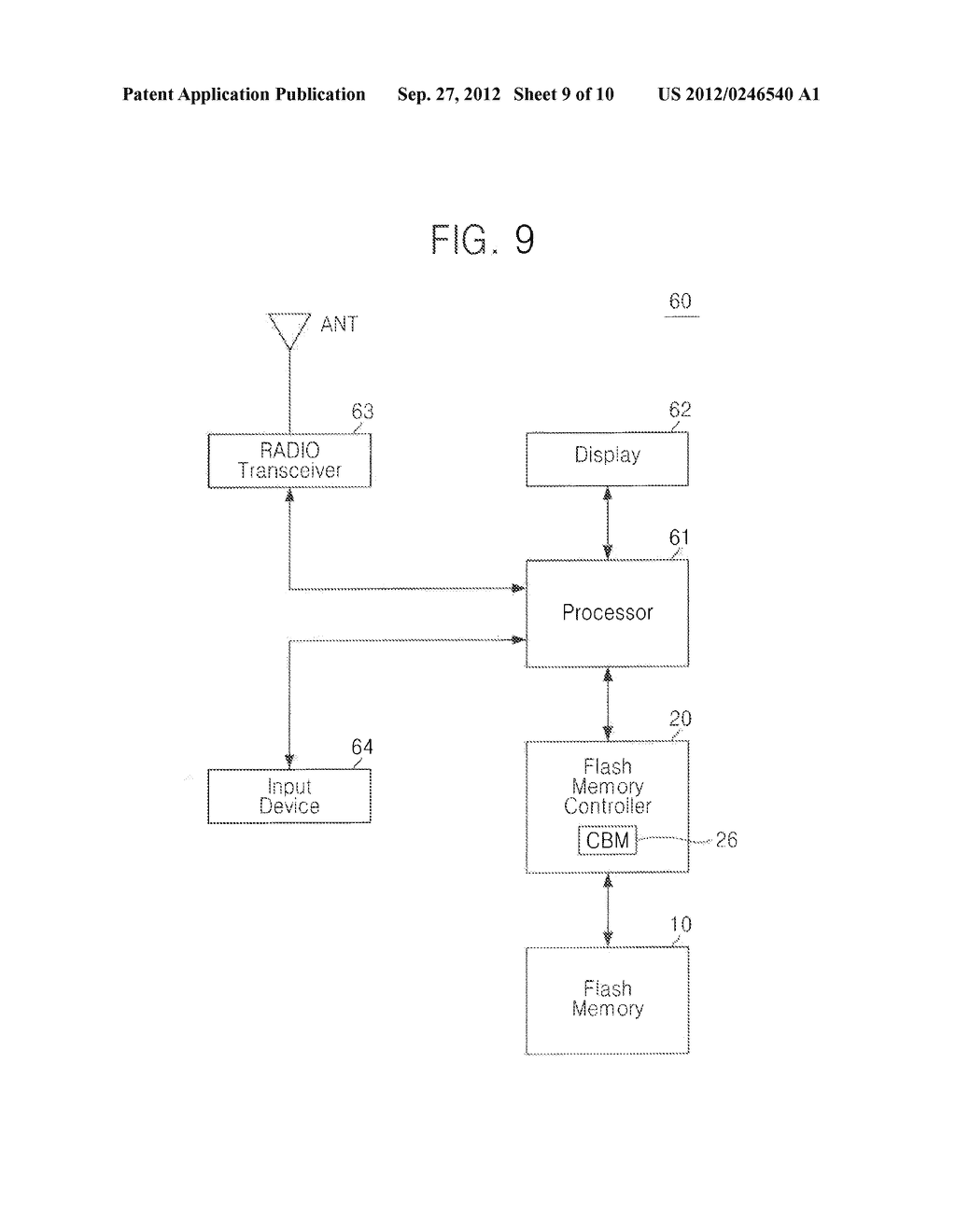 MEMORY CONTROLLER, DEVICES INCLUDING THE SAME, AND OPERATING METHOD     THEREOF - diagram, schematic, and image 10